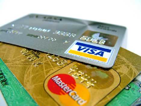 Credit Card Use Increasing