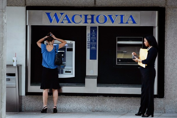 Citigroup To Acquire Wachovia Banking Operations