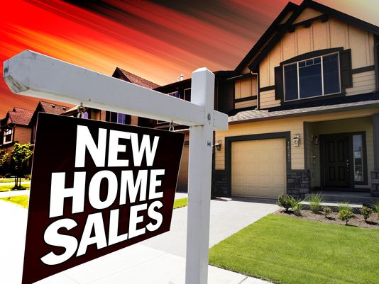 New Home Sales Reach Highest Level in 8 Years