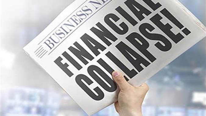 2016 financial collapse