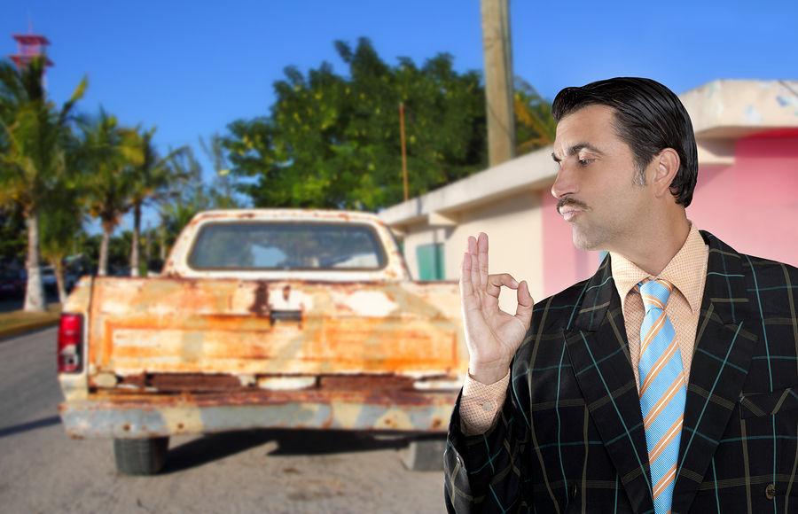 auto sales fraud