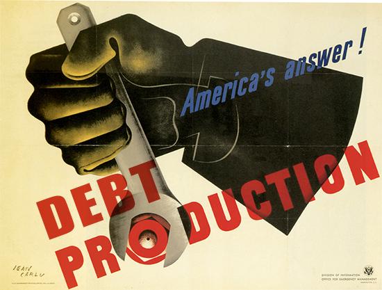 Do Americans possess healthy shame concerning consumer debt?