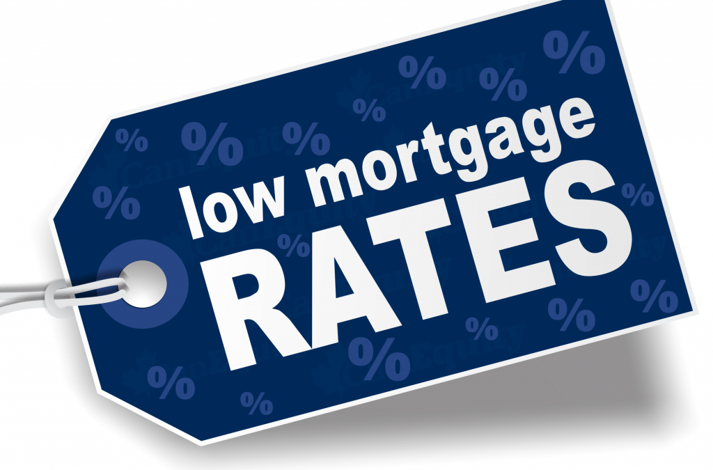Mortgage Rates Hit 10 Week Low