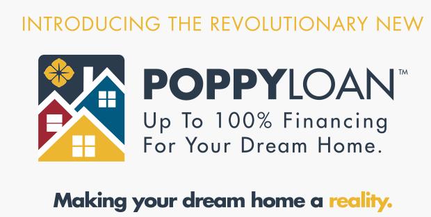 New Zero Down Mortgage: PoppyLoan