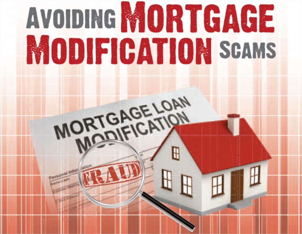 loan modification scams