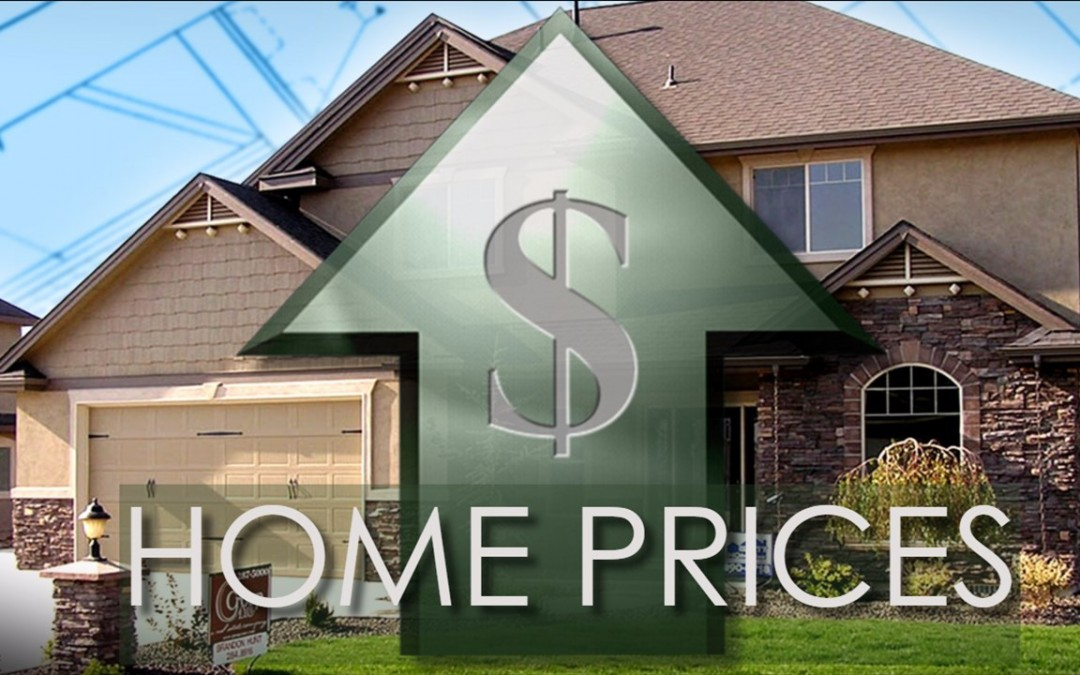 Home Prices Climb 6.6 Percent in May 2017