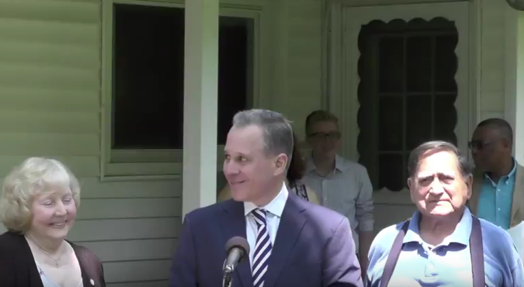 A.G. Schneiderman Announces $100 Million Expansion Of Foreclosure Prevention Efforts For New York Families