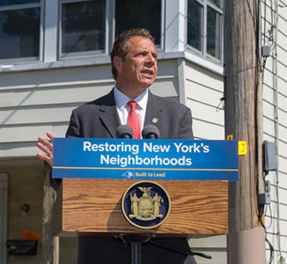 NY Governor Cuomo Signs New Law To Combat Zombie Foreclosure Properties