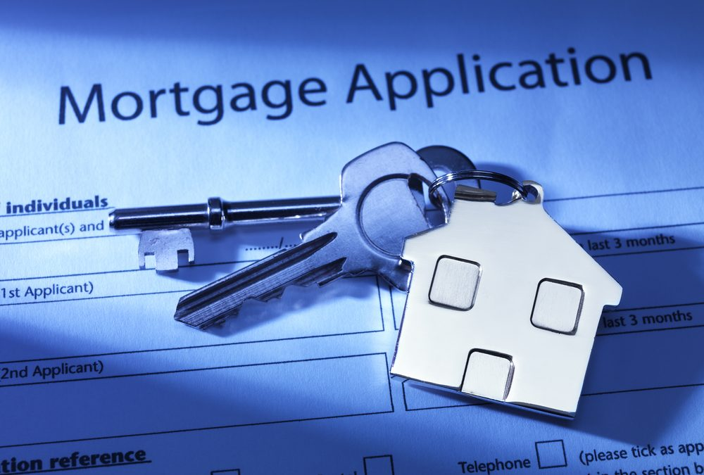Mortgage Applications Increase 5.5 Percent
