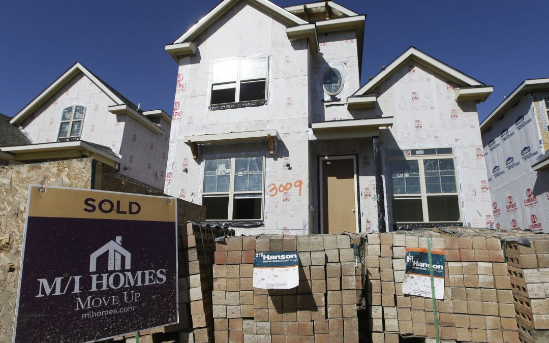 New Home Sales Decline in August