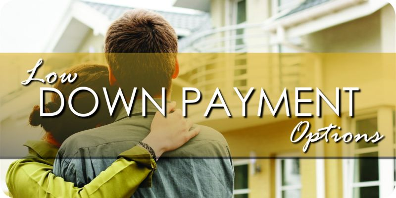 how to get a home loan with no down payment