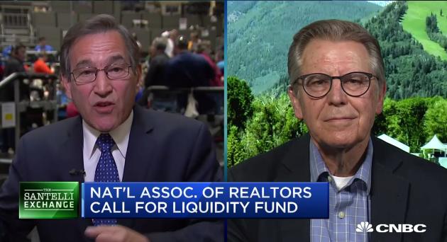 Realtors call for mortgage liquidity fund