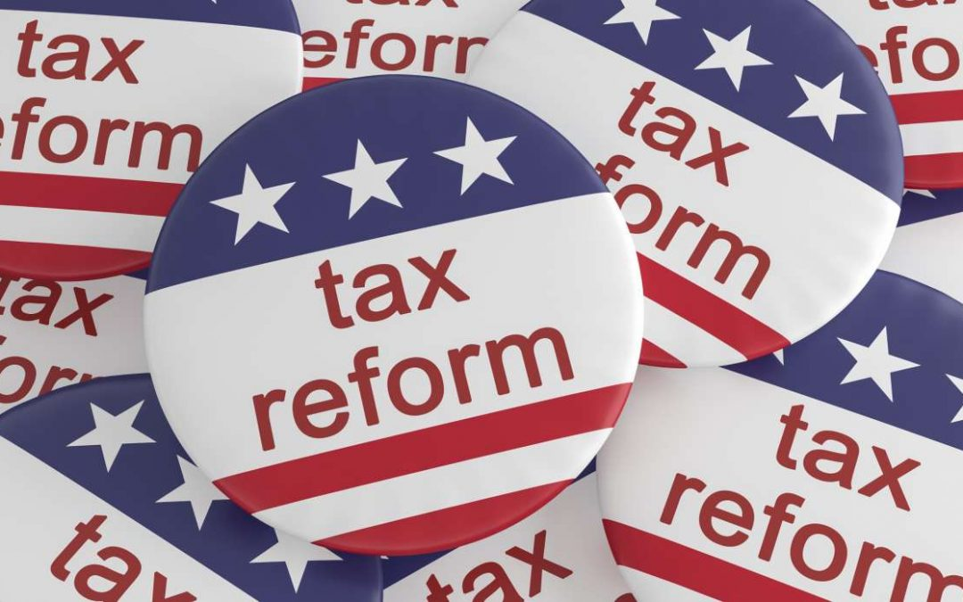 Statement from NAHB Chairman Granger MacDonald on Tax Reform